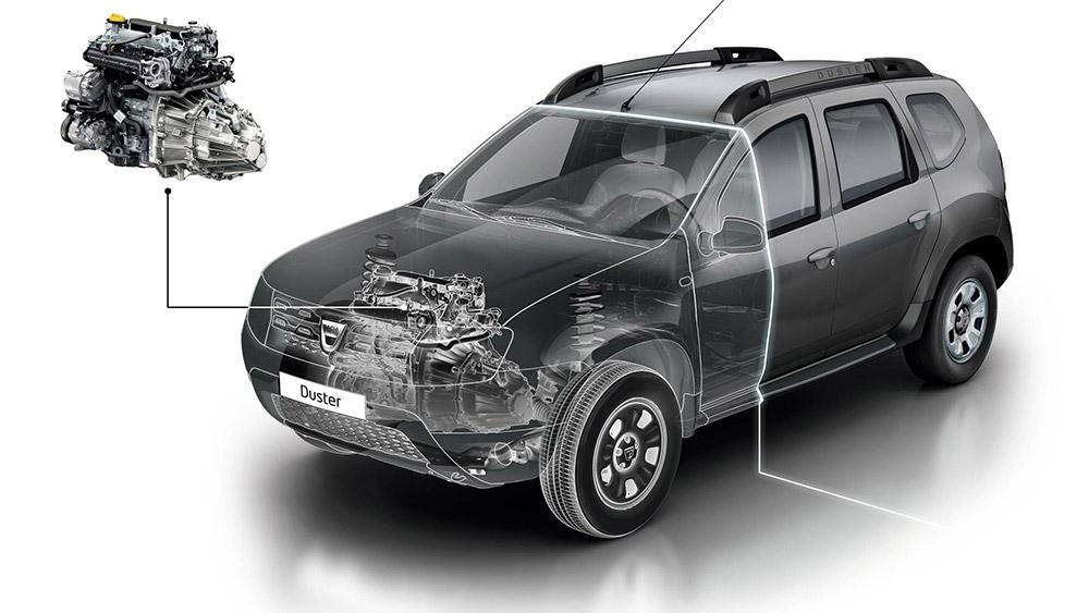 Dacia onderhoudsbeurt